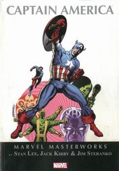 Marvel Masterworks Captain America 3: Captain America - Book #64 of the Marvel Masterworks