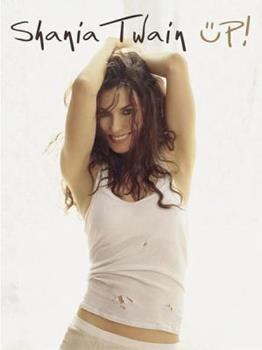 Paperback Shania Twain -- Up!: Piano/Vocal/Chords (PIANO, VOIX, GU) Book