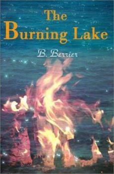 Paperback The Burning Lake Book