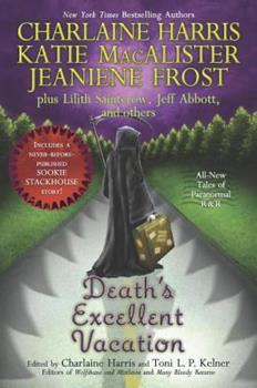 Death's Excellent Vacation - Book  of the Sookie Stackhouse