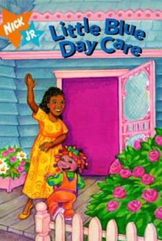 Board book Little Blue Day Care (Allegra's Window) Book