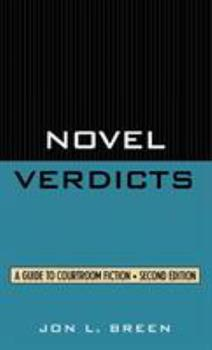 Hardcover Novel Verdicts : A Guide to Courtroom Fiction Book