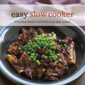 Easy Slow Cooker 1849750424 Book Cover