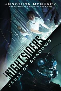Vault of Shadows - Book #2 of the Nightsiders