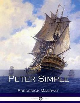 Peter Simple 0805055657 Book Cover