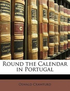 Paperback Round the Calendar in Portugal Book