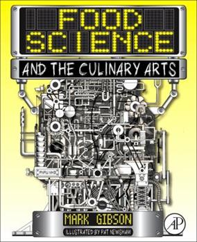 Paperback Food Science and the Culinary Arts Book