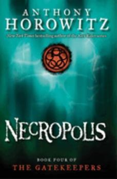 Necropolis 0439680069 Book Cover