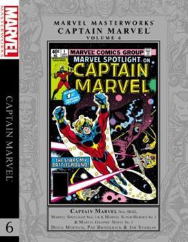Marvel Masterworks: Captain Marvel, Vol. 6 - Book #232 of the Marvel Masterworks
