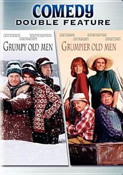 DVD Grumpy Old Men Collection Book