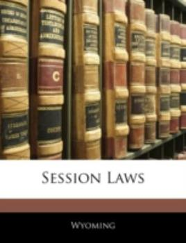 Paperback Session Laws Book