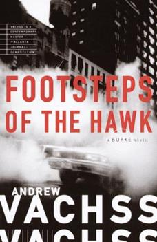 Footsteps of the Hawk 0679766634 Book Cover