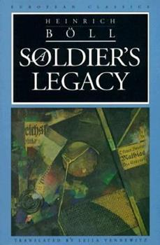 A Soldier's Legacy 0810112027 Book Cover
