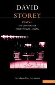 Storey Plays 1 (Methuen World Dramatists) 0413673502 Book Cover