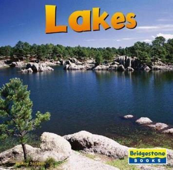 Library Binding Lakes (Earthforms) Book