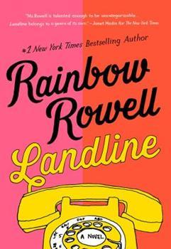 Landline 1250049377 Book Cover
