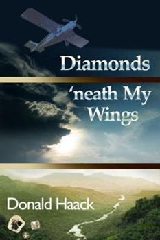 Paperback Diamonds 'neath My Wings Book