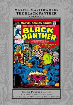 Marvel Masterworks: The Black Panther, Volume 2 - Book #100 of the Marvel Team-Up 1972