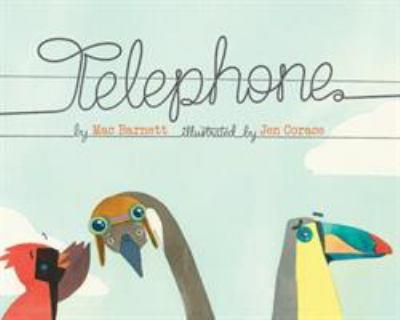 Telephone 1452110239 Book Cover
