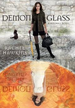 Demonglass 1423121317 Book Cover