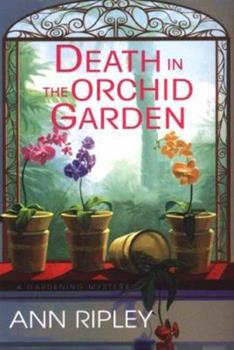 Death in the Orchid Garden (A Gardening Mystery) 0758208200 Book Cover