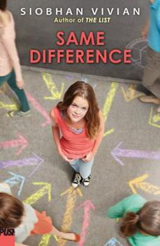 Same Difference 0545758025 Book Cover