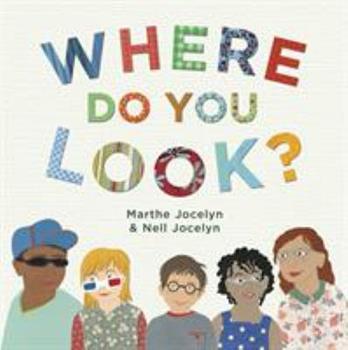 Where Do You Look? 177049376X Book Cover