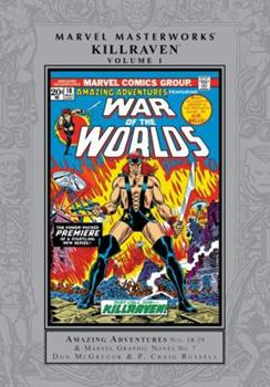 Marvel Masterworks: Killraven, Vol. 1 - Book #265 of the Marvel Masterworks