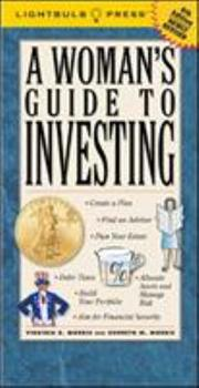 A Woman's Guide to Investing 1933569018 Book Cover