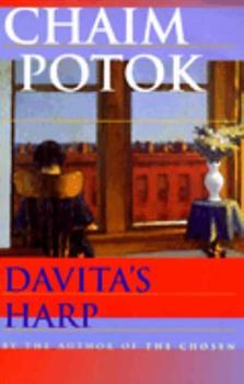 Paperback Davita's Harp Book