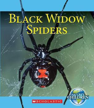 Black Widow Spiders 0531212254 Book Cover