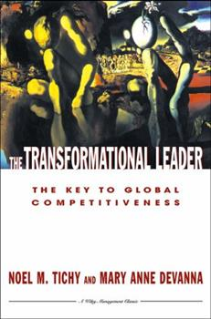 Paperback The Transformational Leader: The Key to Global Competitiveness Book