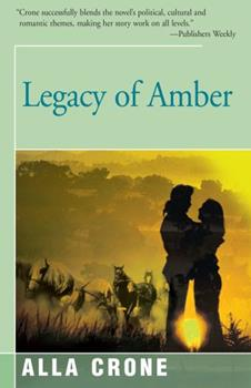 Legacy of Amber 044014728X Book Cover