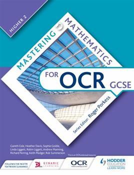 Paperback Mastering Mathematics for OCR GCSE: Higher 2higher 2 Book