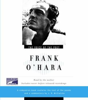 Voice of the Poet: Frank O'Hara (Voice of the Poet) - Book  of the Voice of the Poet