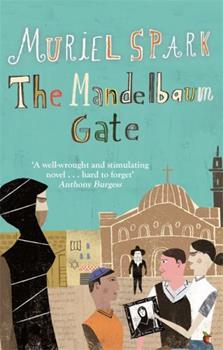 The Mandelbaum Gate 1566492262 Book Cover