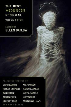The Best Horror of the Year, Volume Five 1597804746 Book Cover
