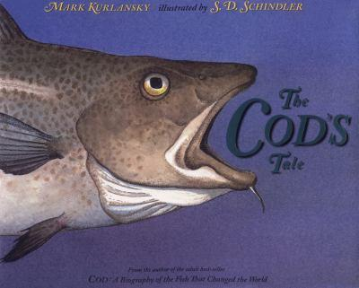 Cod: A Biography of the Fish that Changed the World 0399234764 Book Cover