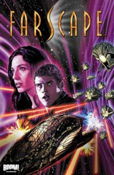Farscape Vol. 7: The War for the Uncharted Territories - Book #7 of the Farscape - Graphic Novels & Comics