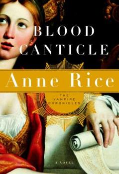 Hardcover Blood Canticle Book