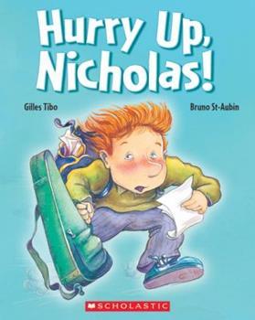 Cours, cours, Nicolas! - Book  of the Nicolas