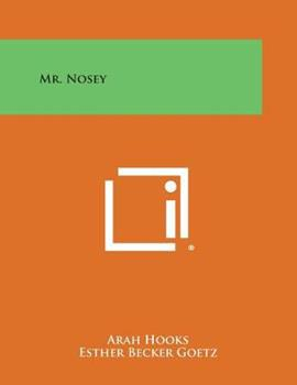 Paperback Mr. Nosey Book