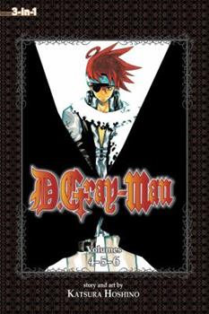 D.Gray-man (3-in-1 Edition), Vol. 2: Includes Vols. 4, 5 & 6 - Book #2 of the D.Gray-Man Omnibus 3-in-1 Edition