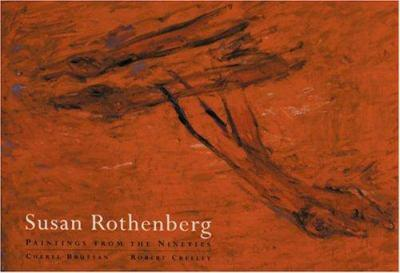 Susan Rothenberg: Paintings from the Nineties 0847822672 Book Cover