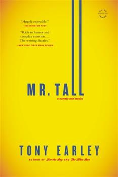 Mr. Tall: A Novella and Stories 0316246123 Book Cover