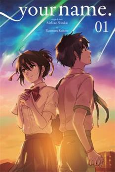 Paperback Your Name., Vol. 1 (Manga) Book