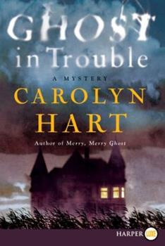 Ghost in Trouble 0061915025 Book Cover