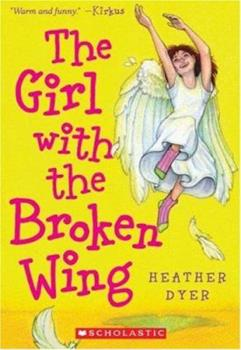 Paperback The Girl with the Broken Wing Book