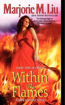 Within the Flames 006202017X Book Cover