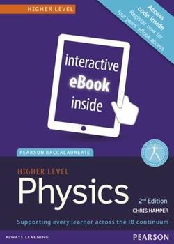 Paperback Pearson Bacc Phys Hl 2e Etext Book